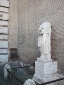 abate luigi statua parlante del congresso degli arguti roma