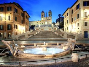 piazza di Spagna Itinerari spettrali, la Roma dei fantasmi