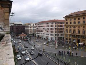 Piazzale Flaminio, Itinerari spettrali, la Roma dei fantasmi