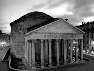 Pantheon- Itinerari spettrali, la Roma dei fantasmi