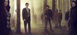 Wayward Pines, basato sull''omonimo romanzo di Blake Courch e fortemente rievocativa del telefilm di Lynch.