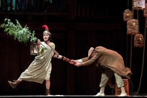 Il sogno shakespeariano continua al globe theatre di Roma