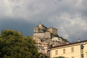 Rocca dei Borgia, Subiaco