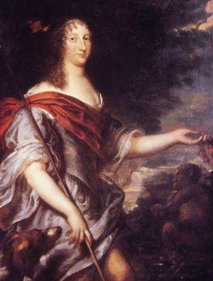 Cristina di Svezia, che visse a Palazzo Corsini