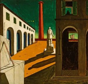 Questioni di affinità s-elettive: grandi pittori italiani del Novecento
