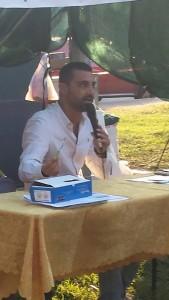 Il Consigliere Federico Ascani