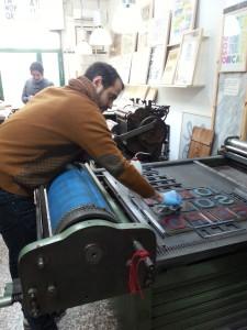 intervista a Federico Cimatti al BetterPress Lab