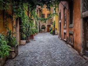 Urban trekking per riscoprire Roma