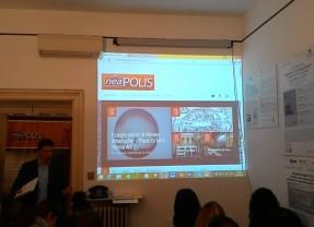 """NéaPolis Roma, """"la città che cresce insieme"""""""