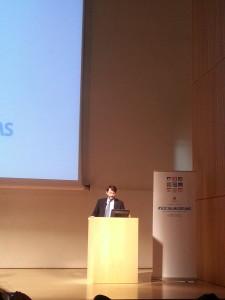 Il ministro Dario Franceschini #SocialMuseums: la cultura ai tempi del web 2.0