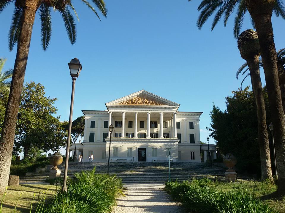 Casino nobile villa torlonia mussolini