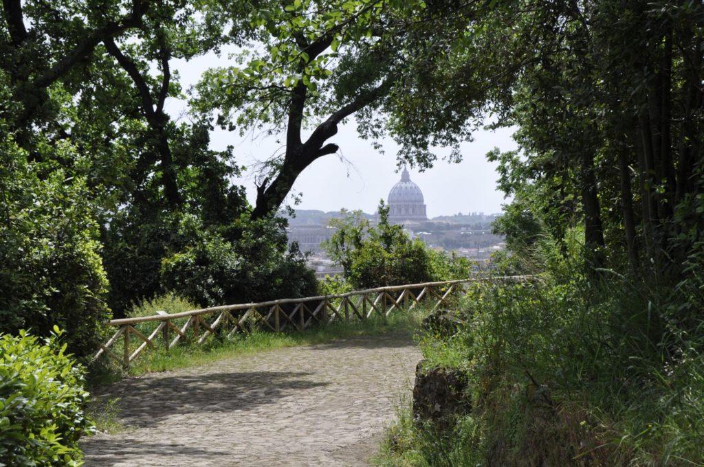 Vista su San Pietro, festival dei cammini