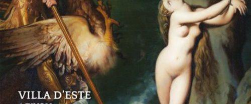 I voli dell'Ariosto a Villa d'Este, 500 anni di arte