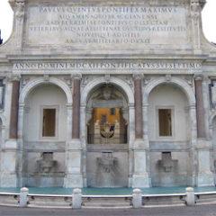 Er Fontanone del Gianicolo: la storia di un gioiello unico