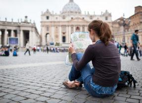 Turisti a Roma: dati e numeri del 2015 e inizio 2016