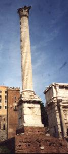 La colonna di Foca