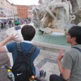 I Selfie: la nuova mania dei turisti a Roma
