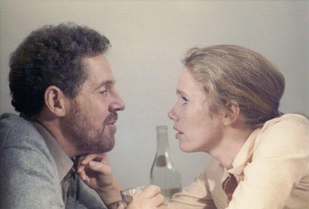 Johan e Marianne a confronto, Scene da un matrimonio