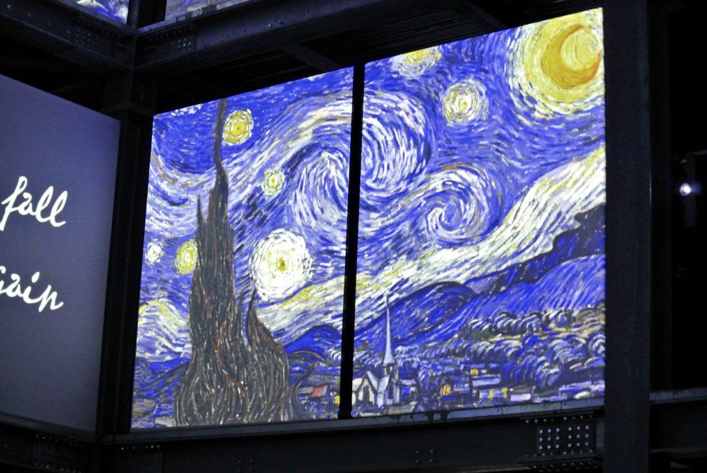 Van Gogh Alive a Palazzo degli Esami, Roma (1)