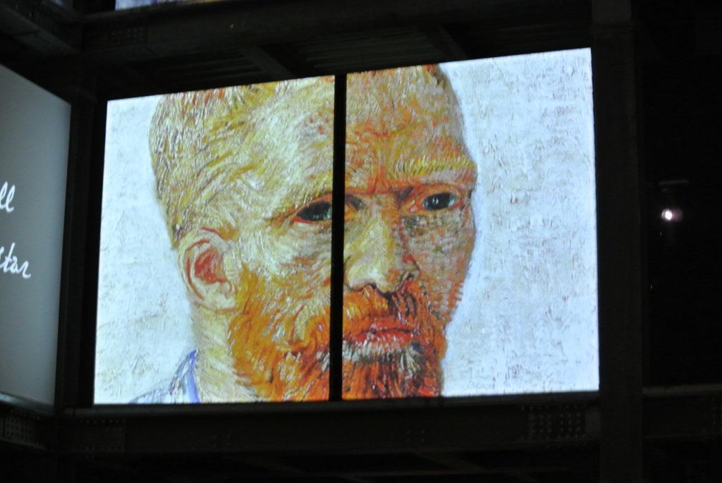 Van Gogh Alive a Palazzo degli Esami, Roma (2)