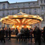 Piazza Navona: Natale tra bellezza e amarezza