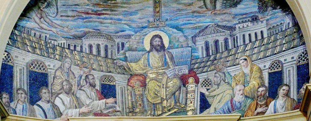 Mosaico Chiesa Santa Pudenziana