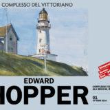 Hopper: dipingere la luce del sole sul lato di una casa