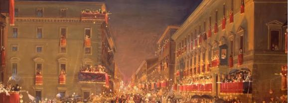Il Carnevale romano: la tradizione del rovesciamento