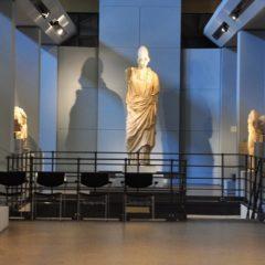 """Visita alla Centrale Montemartini con la splendida mostra """"Egizi-Etruschi"""""""