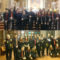 Ensemble di clarinetti Victoria de los Ángeles nella Basilica San Giuseppe al Trionfale