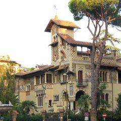 """Il Quartiere Coppedè: una visita """"esoterica"""" ad uno degli angoli più curiosi di Roma"""
