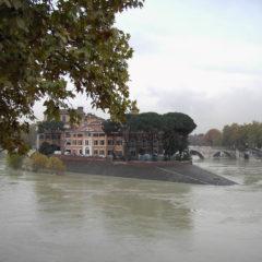 """Il Tevere e Roma. """"L'antico porto della città eterna"""""""