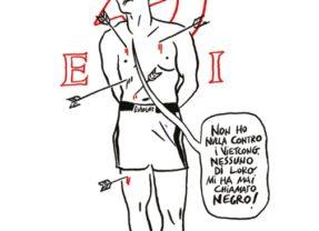 Fedele alla linea – Il giornalismo grafico militante di Gianluca Costantini