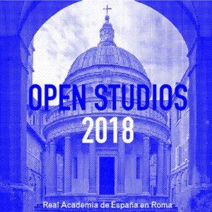 Open Studios Real Academia de España en Roma