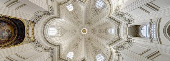 Visita a Sant'Ivo alla Sapienza: tra la Massoneria e il Barocco