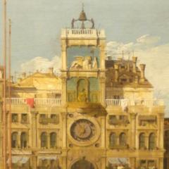 Canaletto a Roma il più grande nucleo di opere mai esposto in Italia