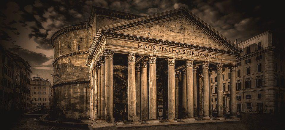 Pantheon Roma dei Fantasmi