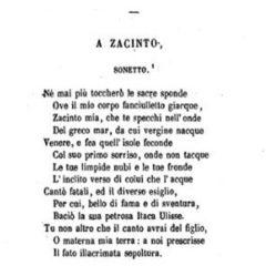 SOGNO INFINITO poesie di Severino Bigotto