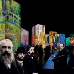 Impressionisti Francesi – da Monet a Cézanne: la mostra multimediale