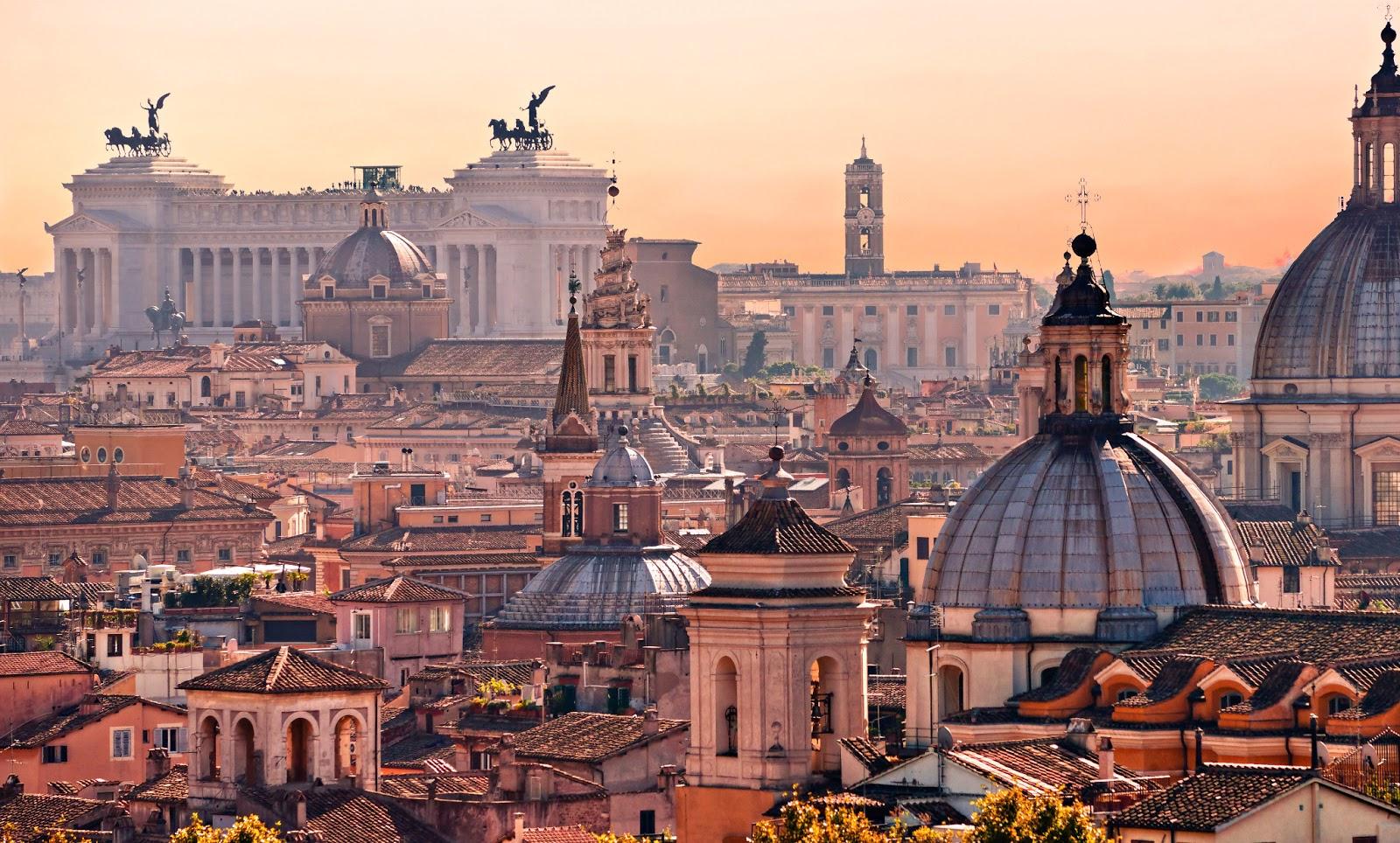 Itinerari spettrali, la Roma dei fantasmi
