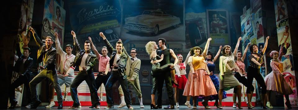 Grease il musical al teatro Brancaccio di Roma