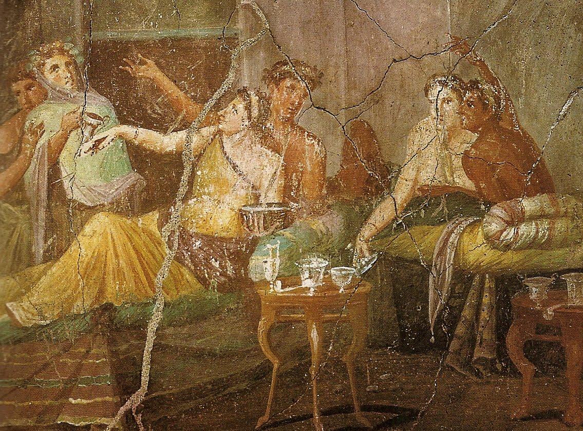 Dall'uovo alle mele: all'Ara Pacis per scoprire come mangiavano i romani