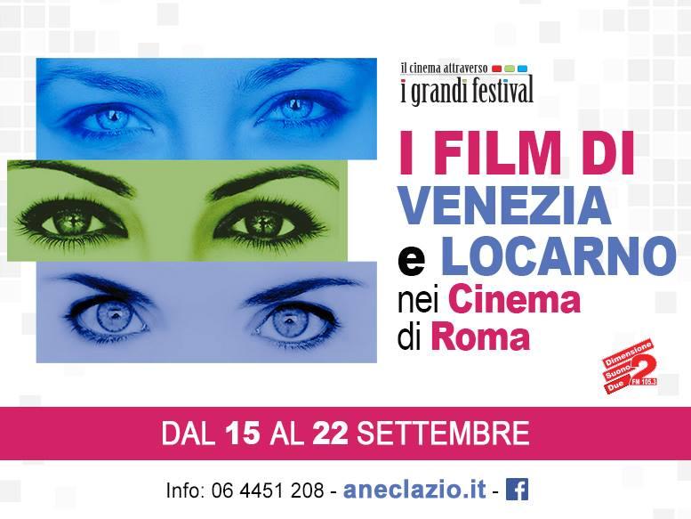 Roma apre le sue porte al Grande Cinema di Locarno e Venezia