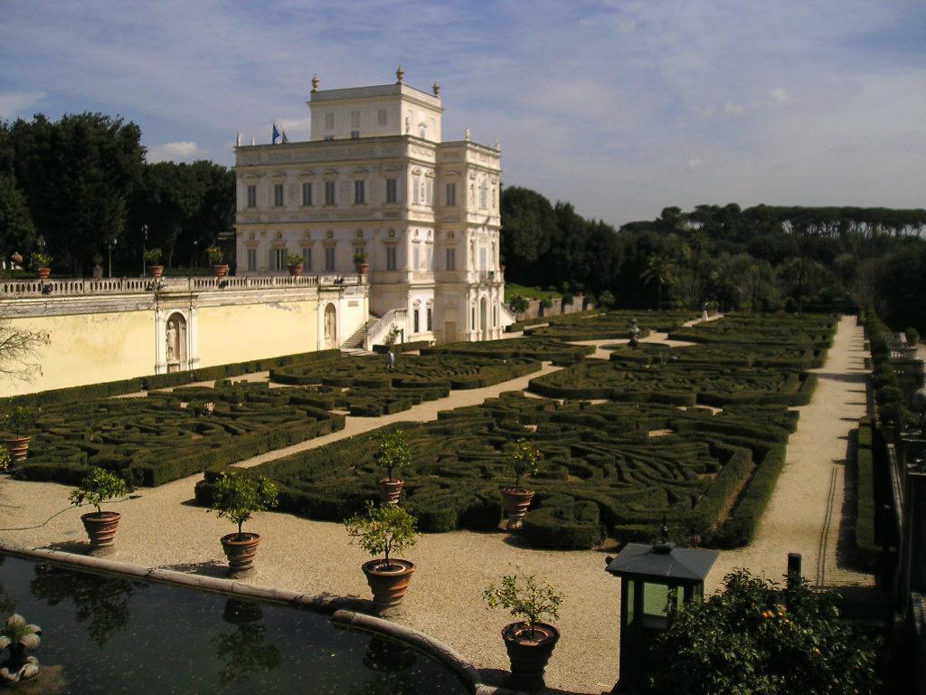 Mercato dell'arte: grande successo a Villa Pamphilj! Prossimo appuntamento il 25 ottobre