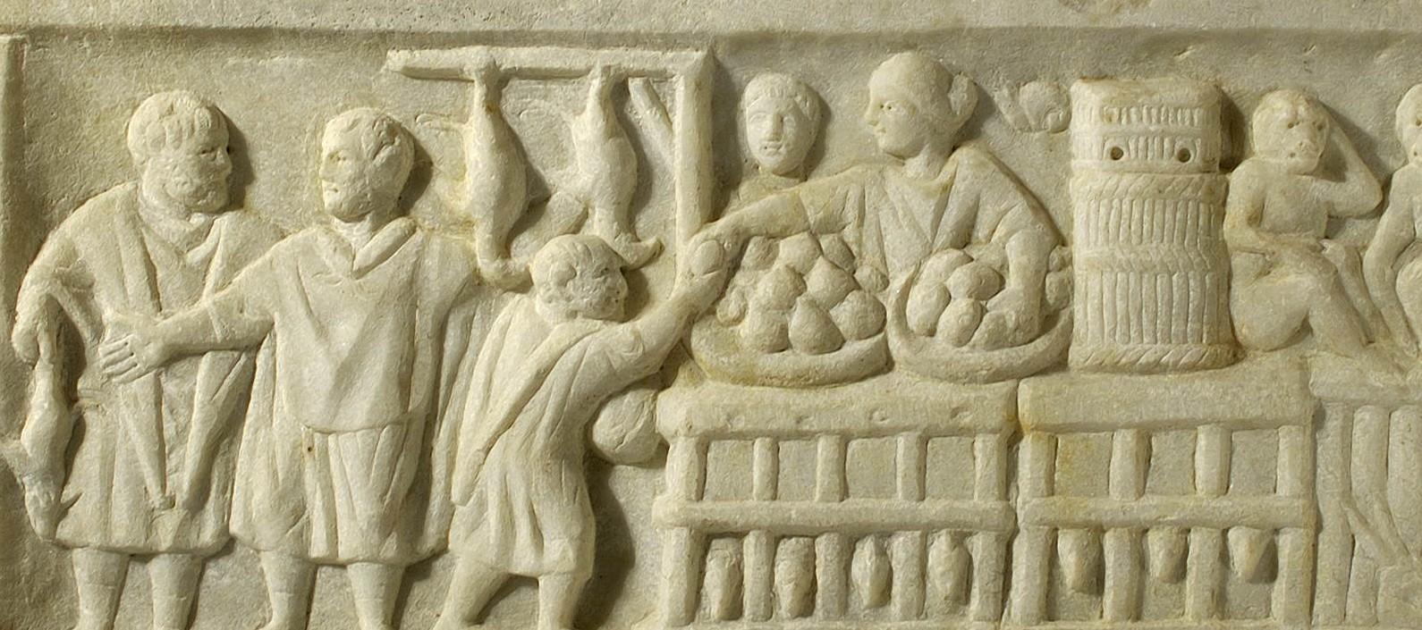 Nutrire l'Impero: quando Roma iniziò a decadere