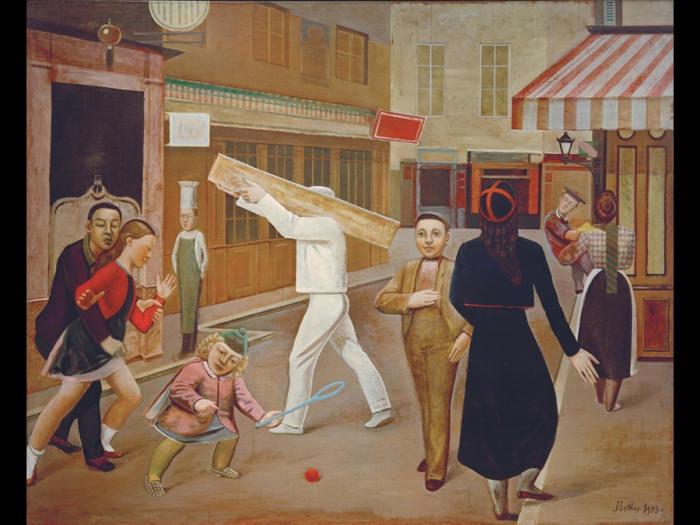 """Balthus e """"La Rue"""" della storia: mostra imperdibile alle scuderie del Quirinale"""