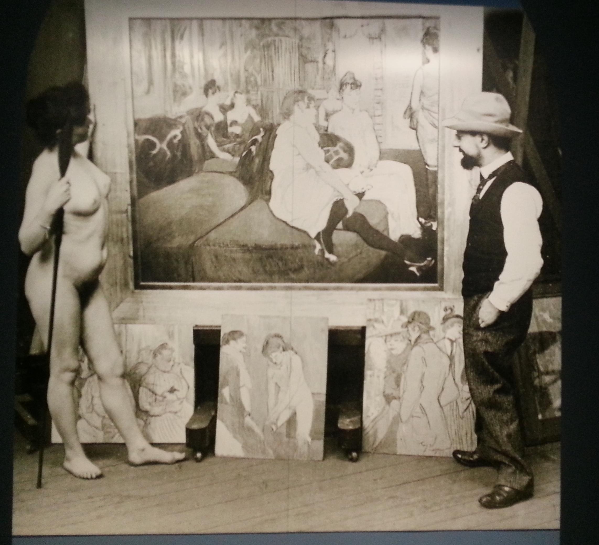 Toulouse-Lautrec, cantore della notte parigina