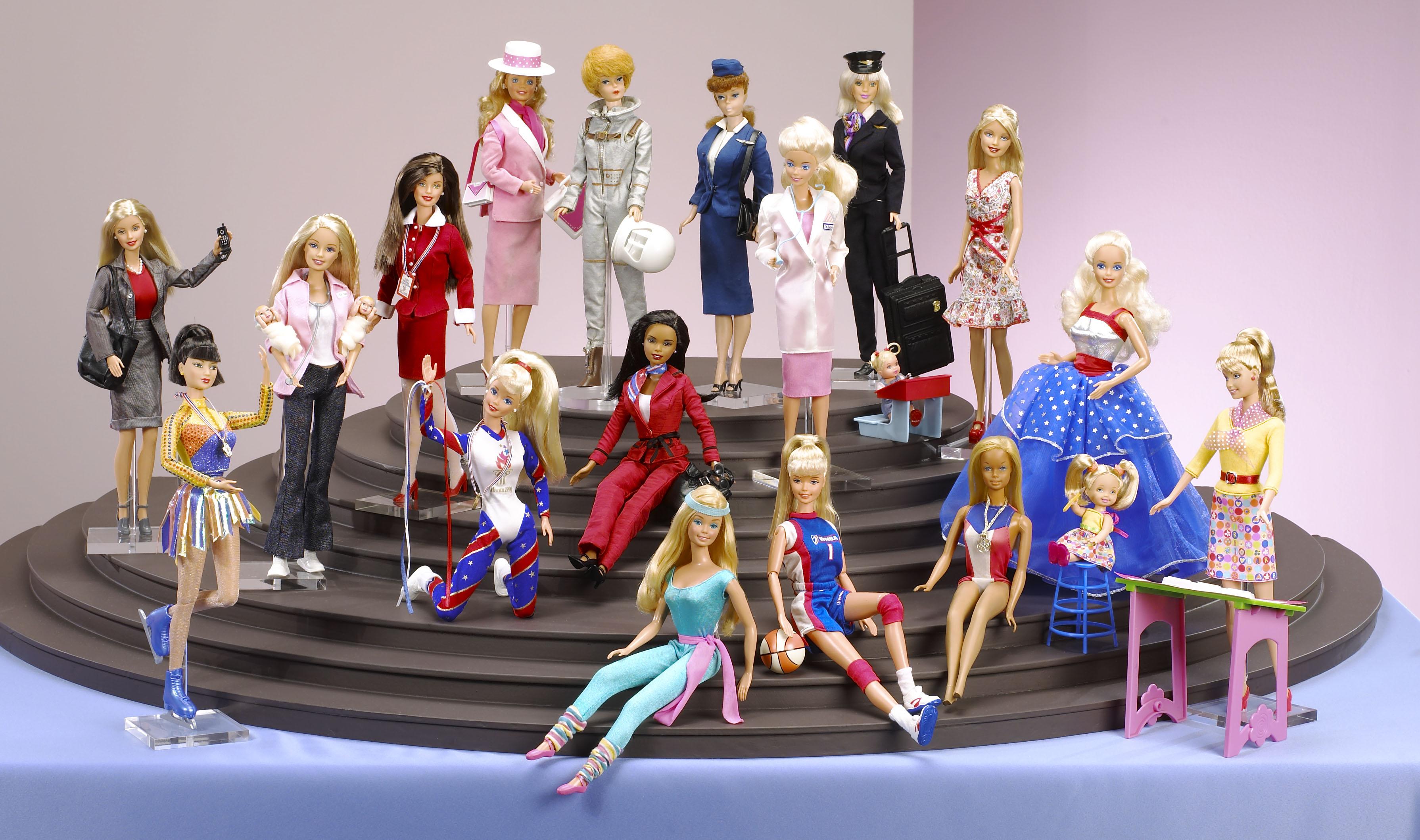 Barbie. L'icona conquista il Vittoriano