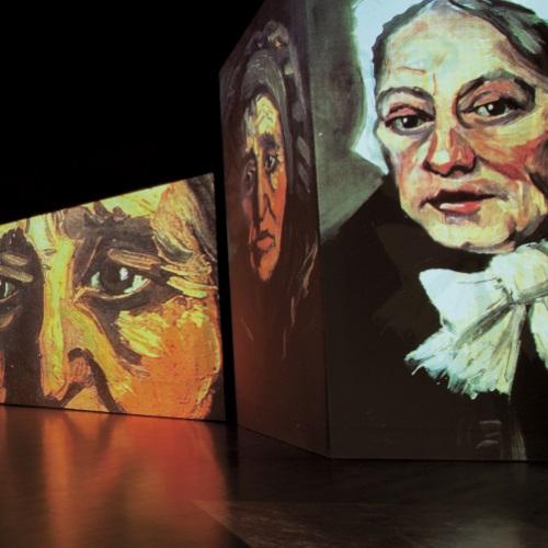 Tecnologia e arte a Roma: da palazzo Valentini a Van Gogh