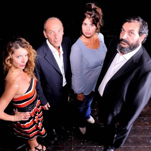 "Al Teatro De Servi: ""Coniugi"""